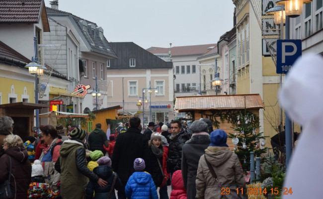 Das war der Adventmarkt 2014